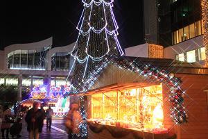ドイツ・クリスマスマーケット1