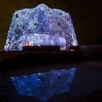 六甲山光のアート1