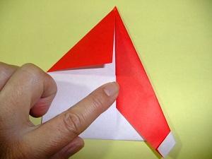 2折り紙1作り方5