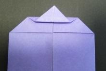 1折り紙1作り方3