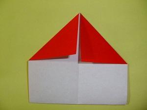 2折り紙1作り方4