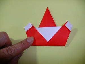 2折り紙1作り方8